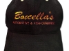 Black Ball Cap - Boccella's Performance