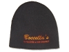 Black Wool Hat - Boccella's Performance