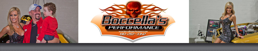 Boccellas Performance North East Rod and Custom Show