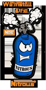 We Install Nitrous